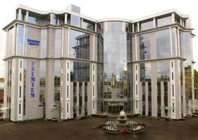 Офис компании Осмос в БЦ Премиум
